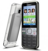 Nokia Unveils New Device: Nokia C5 – Specifications and Pictures