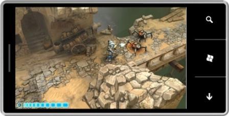 The Harvet: 3D Game Running on Windows Phone 7 Series