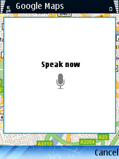 Google Maps v4.1 brings Voice Search for Symbian and Windows Phones