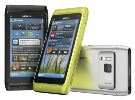 Nokia N8 Announced Officially