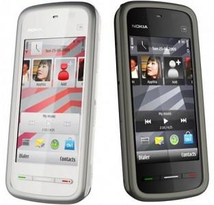 Nokia 5230 gets a new Firmware v20.0.005