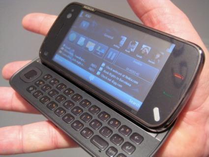Quick: Nokia N97 Gets Minor Firmware Update v21.0.102