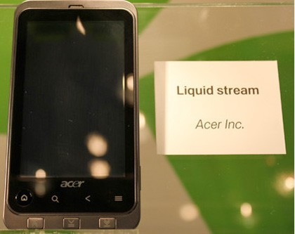 Acer's Liquid Stream is Coming this October to Join Android Family