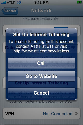iPhone OS 4 beta 4 brings Tethering: Can We Expect More features in final Release?
