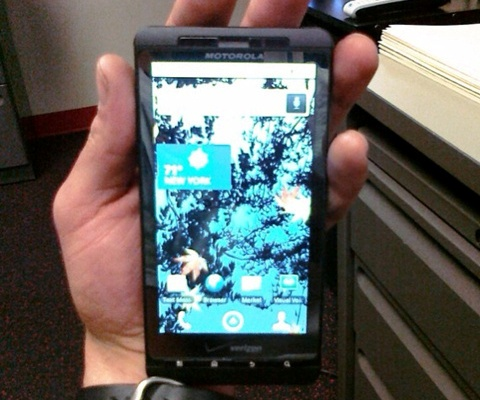 Be Ready: Motorola Droid X is being Launched on Verizon July 19