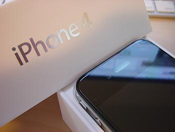 hands-on iphone 4