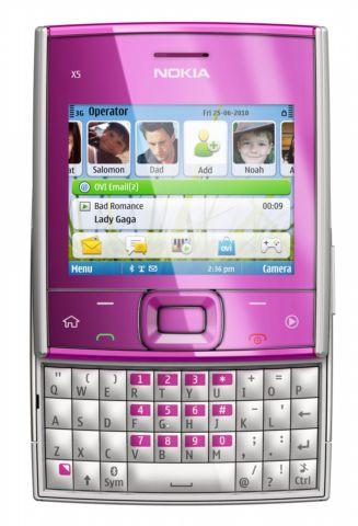 Nokia-X5-01-Pink