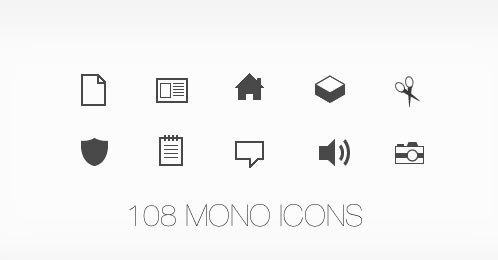 free icons for iOS 4