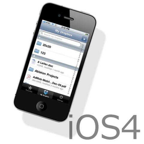 Install iOS 4 on iPhone 2G iPod Touch 1G