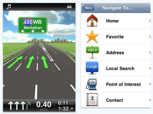 TomTom Updated to version 1.4 to Support iOS 4: Now Runs in Background
