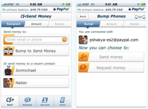 PayPal 2.3 Released to Support iOS 4.0