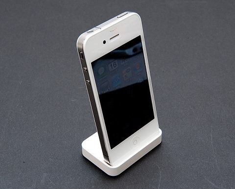 white iPhone 4 unboxing