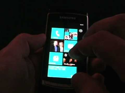 Windows Phone 7 Unboxing Videos
