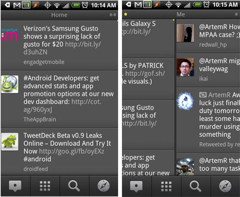 android tweetdeck download