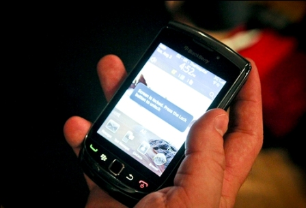 The Confirmed Specifications of BlackBerry Torch are Here