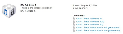 download iOS-4.1-Beta-3