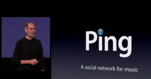 itunes 10 download with ping