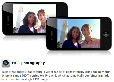 How to Enable HDR Photos on iPhone 3GS and 3G running on iOS 4.1