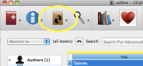 how to change a word in an epub using calibre
