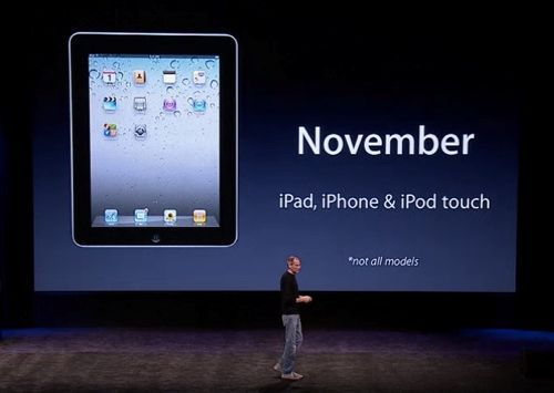 iOS 4.2 is Coming in November