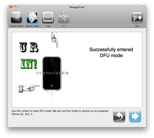 Jailbreak iOS 4.3 on iPad, iPod Touch 4G and iPhone 4 with PwnageTool Bundles [Guide] 0