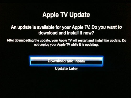 iOS 4.2.1 (8C154) Released for Apple TV 2G apple tv 4 2 1 update