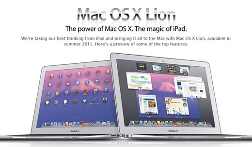 Download Lion OX 10.7