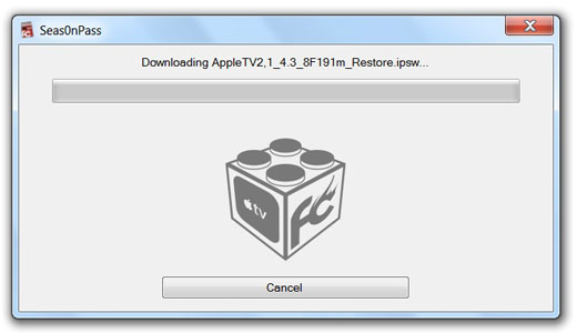 How to Jailbreak iOS 4.3.1 on Apple TV Using Seas0nPass [Guide] seasonpass ios4.3