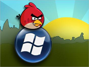 Angry birds windows 7 скачать - фото 4