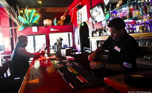 Cava22, the Sanfransisco bar