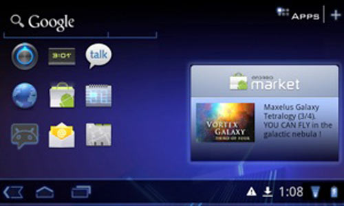 ICS-Launcher