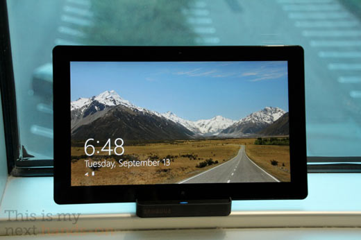 Windows 8 Tablet Photo
