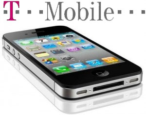 T-Mobile, iPhone 5