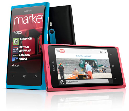 Nokia Announces Lumia 800 with the Codename Searay