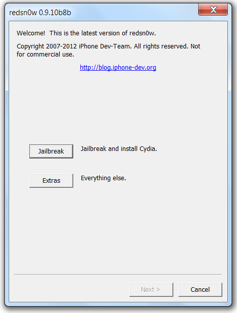 How to Jailbreak iOS 5.1.1 on iPhone 4 / 3GS, iPad and iPod Touch with Redsn0w