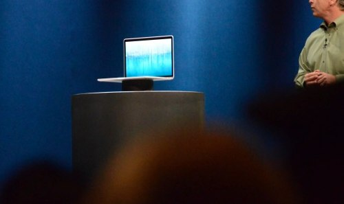 Next Generation MacBook Pro 2012 Model Announced, Specifications
