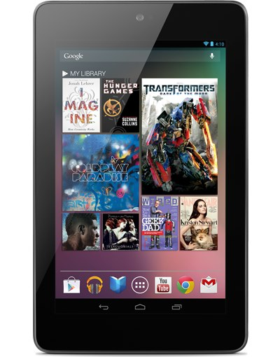 Google Nexus 7 Tablet Complete Specifications, Price, Availability, Pictures and Video