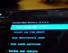 ClockWorkMod Recovery 6.0 Available for Download With Faster And Smaller Backups