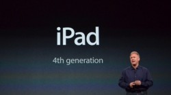 iPad 4 (4th Generation) – Faster, Better Graphics and Camera With Lightning Connector