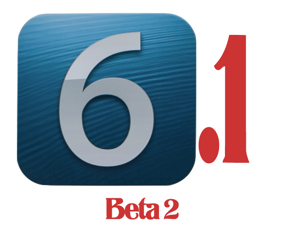 iOS 6.1 Beta 2 Build 10B5105C Seeded to Developers