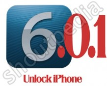 Unlock iOS 6.0.1 with Ultrasn0w Fixer on iPhone 4 and iPhone 3GS