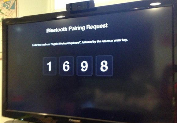 apple tv bluetooth pairing