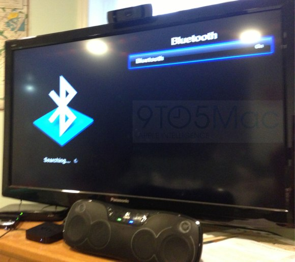 bluetooth appletv