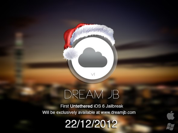 Is Dreamjb Another Fake iOS 6.0.1 Untethered Jailbreak? Or is it Coming on December 22nd?