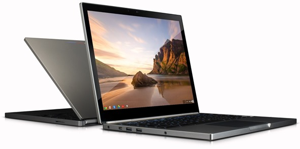 Chromebook Pixel with Touchscreen, backlit keyboard, 239ppi and LTE Features