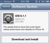 iOS 6.1.1 download