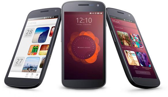 ubuntu on phone