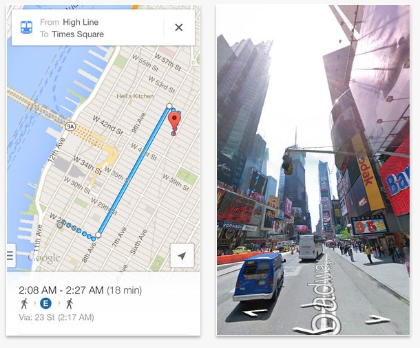Google Maps 2.0 With iPad Support, Enhanced Navigation, Incident Reports and More