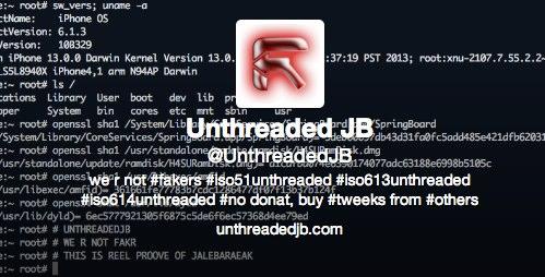 unthreadedJB