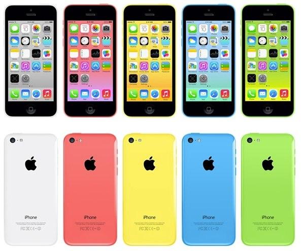 Pre-Order iPhone 5c